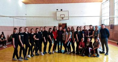 Спартакіада триває! Першість з волейболу